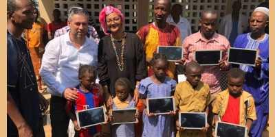 La Fondation Orange Guinée inaugure de nouvelles Ecoles Numériques en Basse Guinée -