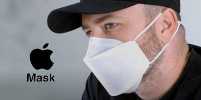 COVID-19 : Apple dévoile son masque de protection