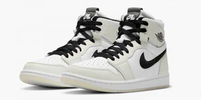 "Une Air Jordan 1 Zoom Comfort ""White Light Bone"" à l'horizon"
