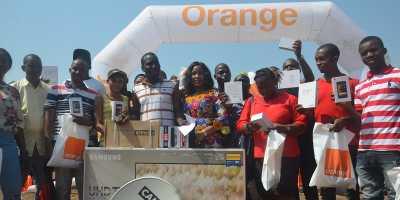 Promo Wahoouu! : Orange-Guinée récompense les gagnants de son 3ème tirage au sort