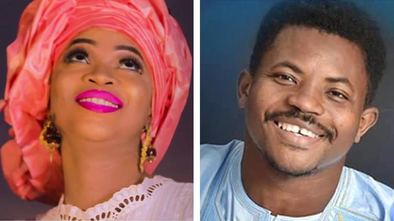 Petit Kandia invite la chanteuse malienne Faty kouyaté à sa dedicace.